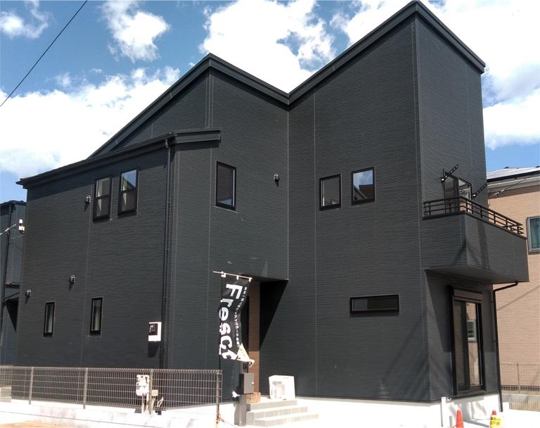 一つ、一つのお部屋を広く確保!~3LDKの良さが詰まったモダンデザインな家~