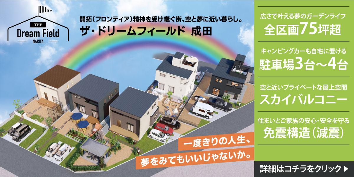 ザ・ドリームフィールド成田